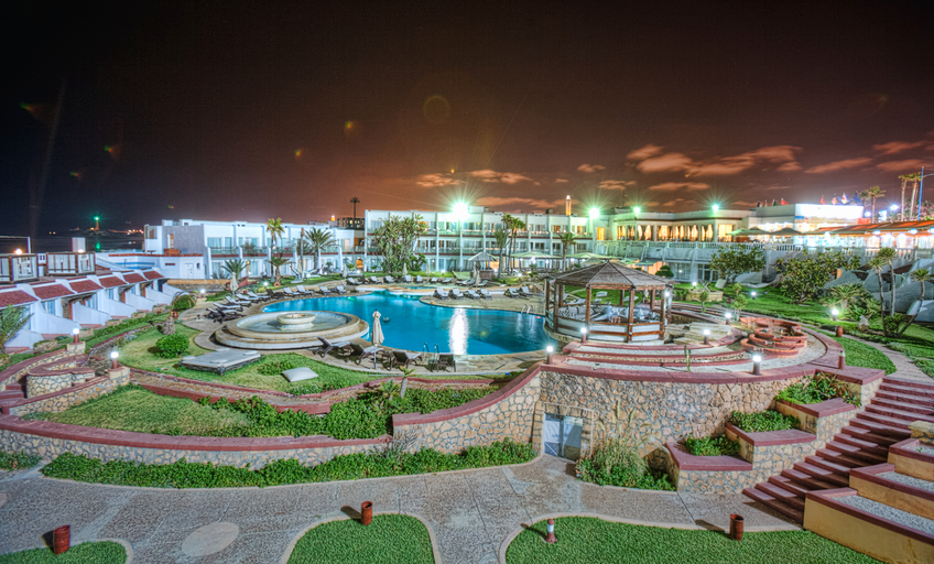 Casablanca Le Lido Thalasso & Spa, Casablanca