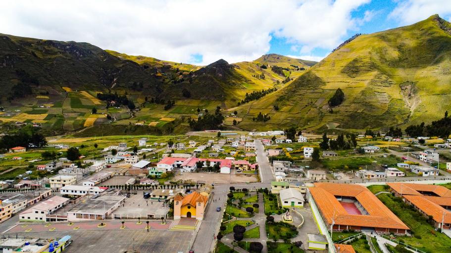 Mirador Oro Verde Quilotoa, Pujilí