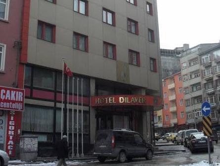 Dilaver Hotel, Merkez