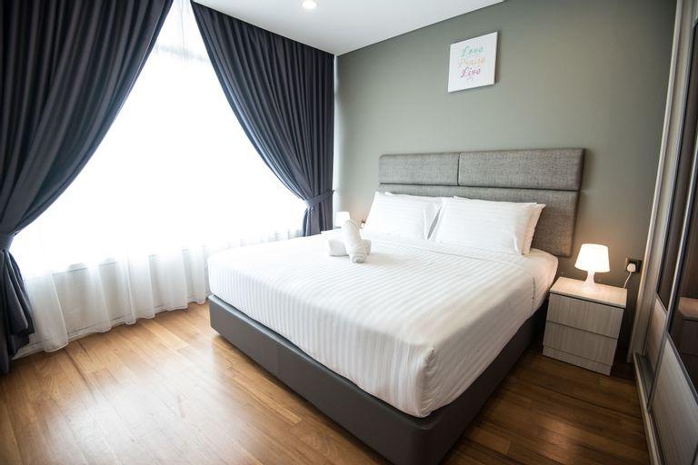 KLCC Luxury Suites Vortex, Kuala Lumpur