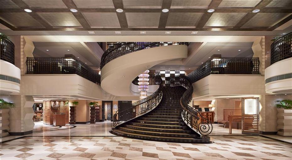 Sheraton Hong Kong Hotel & Towers, Yau Tsim Mong