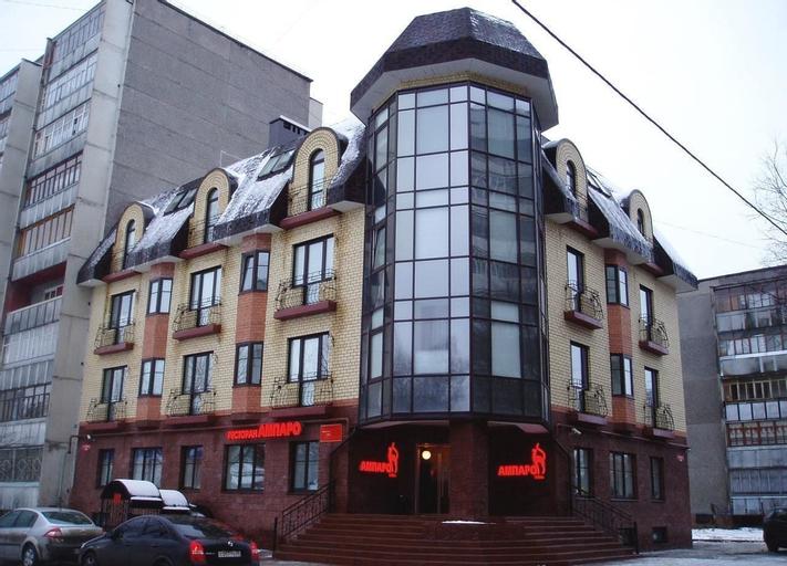 Amparo Hotel, Vologodskiy rayon