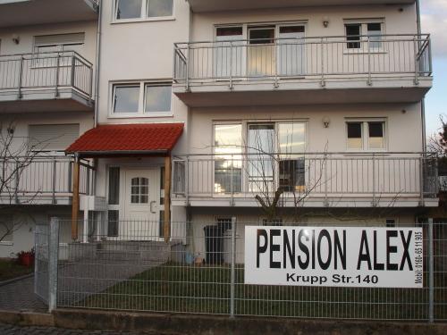 Pension Alex, Frankfurt am Main