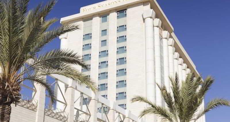Four Seasons Hotel Amman, Wadi Essier