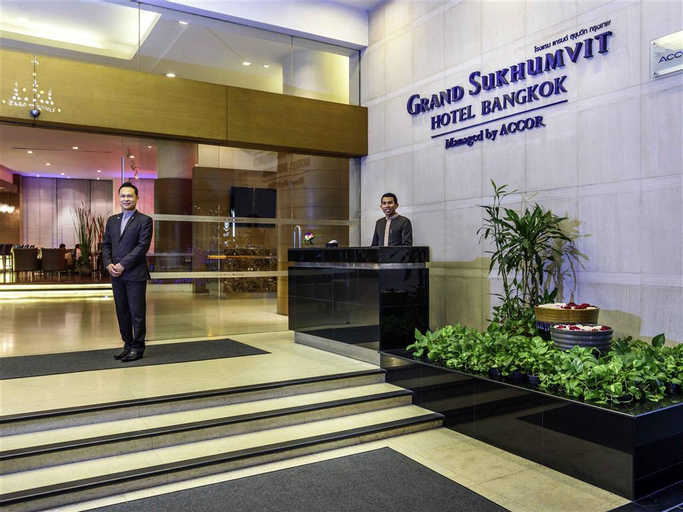Grand Sukhumvit Hotel Bangkok Managed by Accor, Ratchathewi