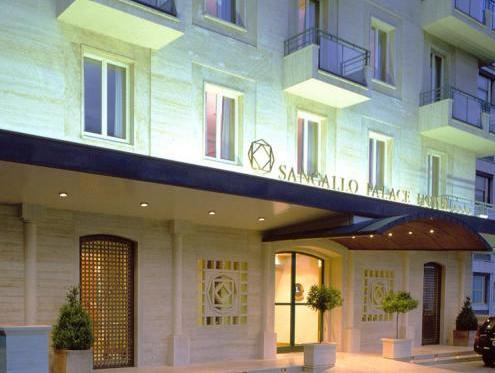 Hotel Sangallo Palace, Perugia