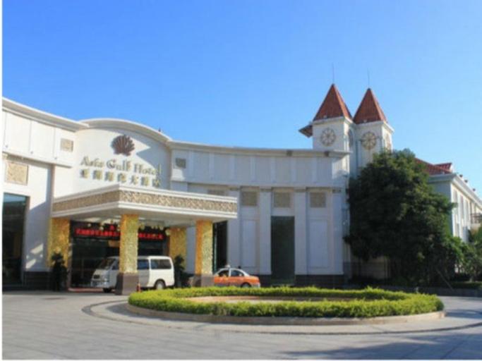 Xiamen Asia Gulf Hotel, Xiamen