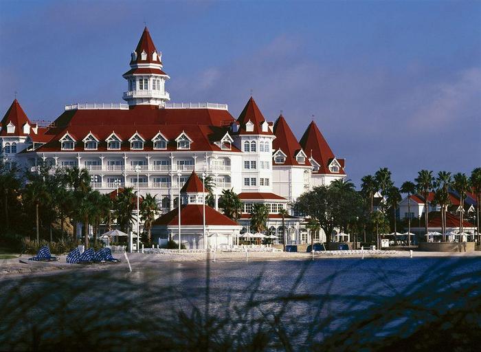 Disney's Grand Floridian Resort & Spa, Orange