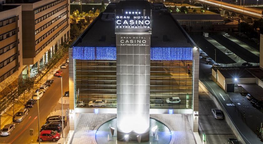NH Gran Hotel Casino Extremadura, Badajoz