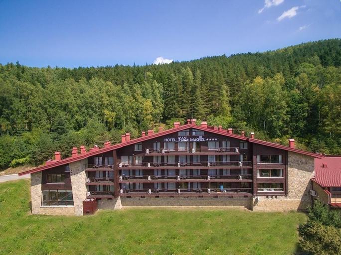 Hotel Villa Magus, Pernik