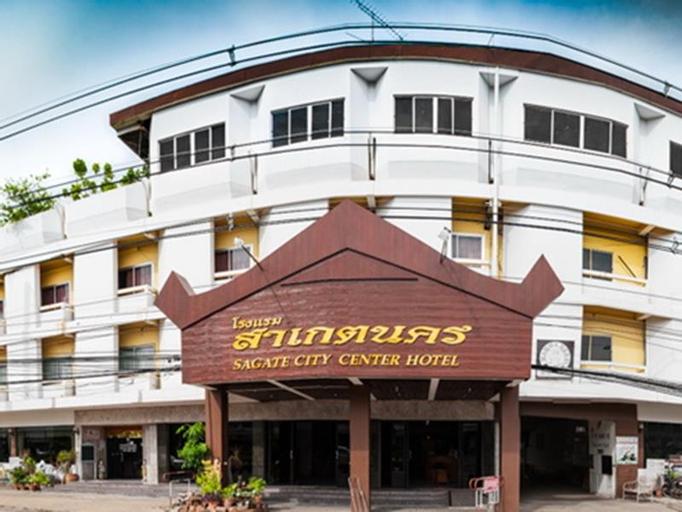 Sagatenakorn Hotel, Muang Roi Et