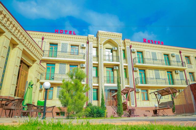 Hotel Karvon Samarkand, Oqdaryo