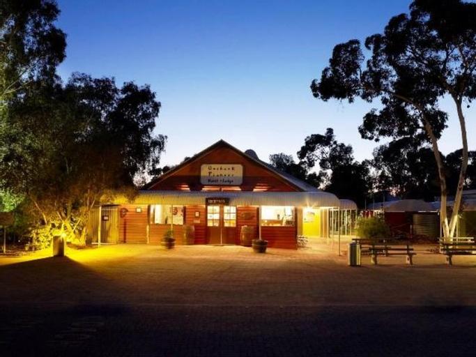 Outback Pioneer Lodge, Petermann-Simpson