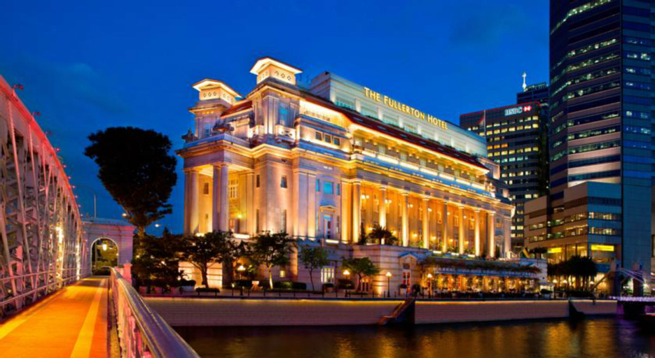 The Fullerton Hotel Singapore, Downtown Core
