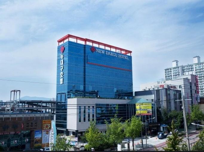 New Daegu Hotel, Buk