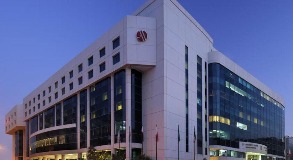 JW Marriott Hotel Dubai,