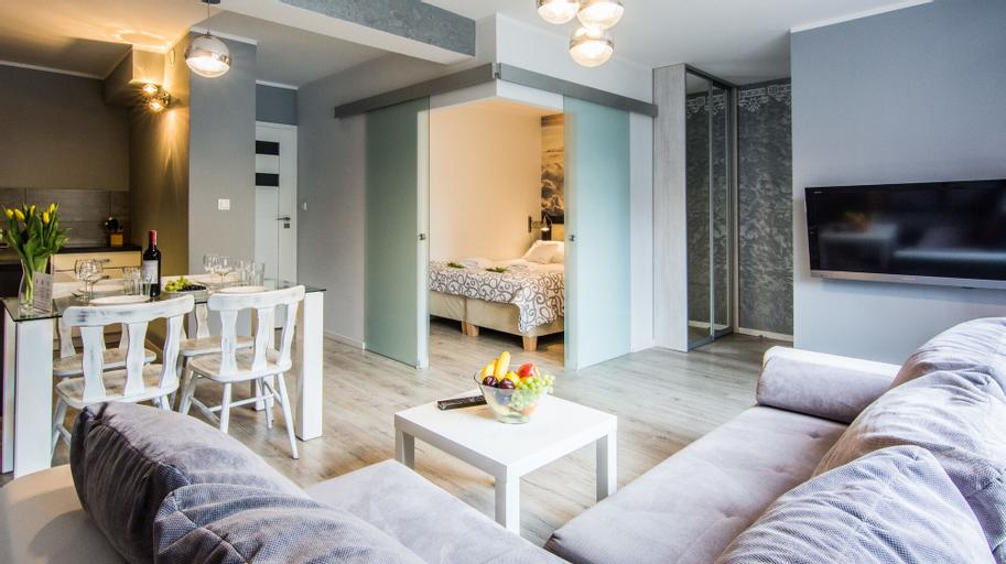 Apartamenty hoteLOVE przy Strumieniu, Jelenia Góra