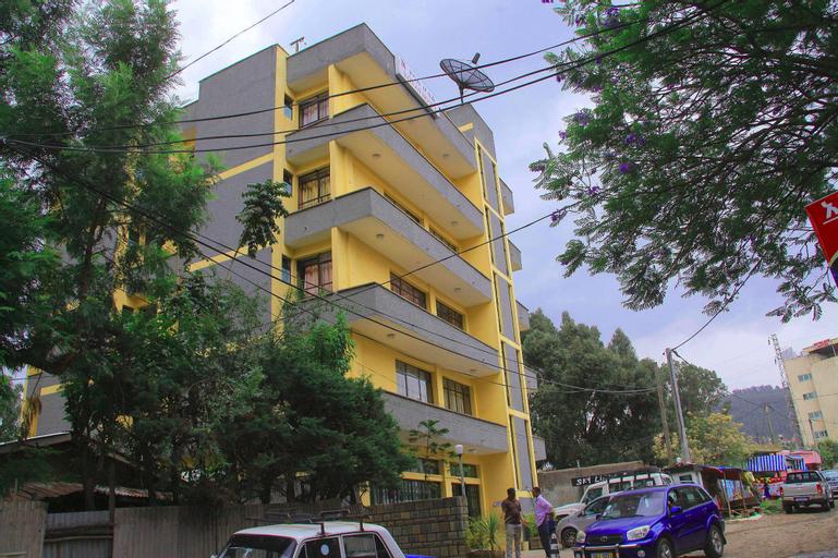 Yonas Hotel, Addis Abeba