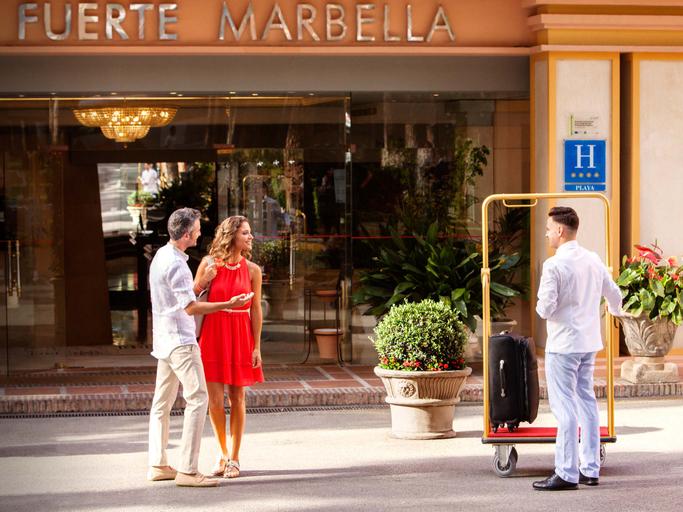 Hotel Fuerte Marbella, Málaga