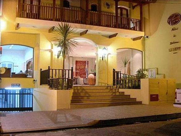 Hotel Altos De Balcarce, Capital
