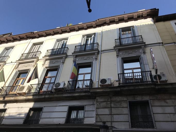 Hostal Oliver, Madrid