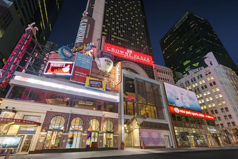 Crowne Plaza Times Square Manhattan, New York