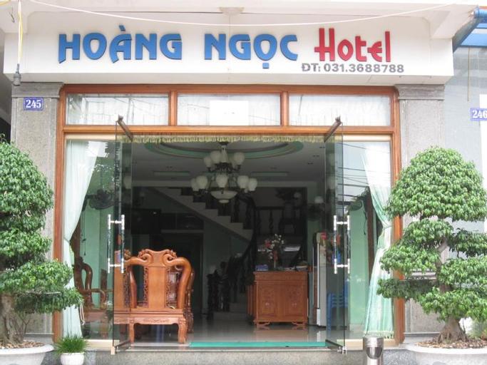 Hoang Ngoc Cat Ba Hotel, Cát Hải
