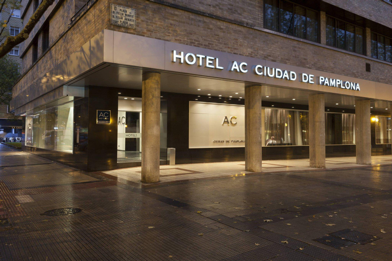 AC Hotel Ciudad de Pamplona by Marriott, Navarra