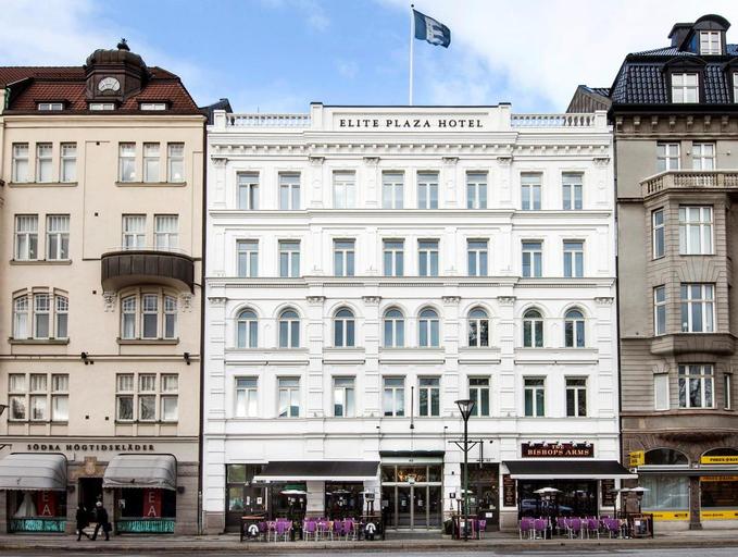 Elite Plaza Hotel Malmö, Malmö