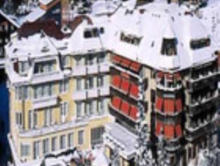 Hotel Silberhorn Wengen, Interlaken