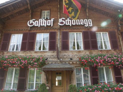 Gasthof Schonegg B&B, Interlaken