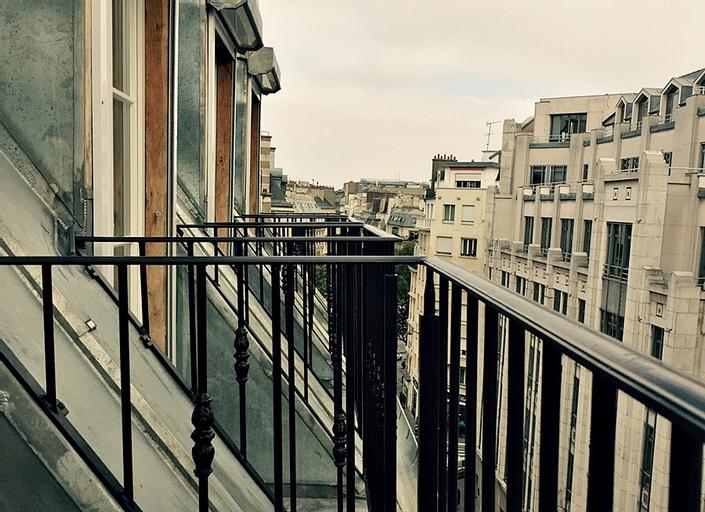 Hotel George Washington, Paris