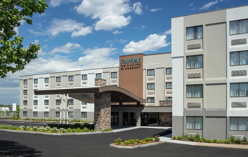 Fairfield Inn & Suites Providence Airport, Kent