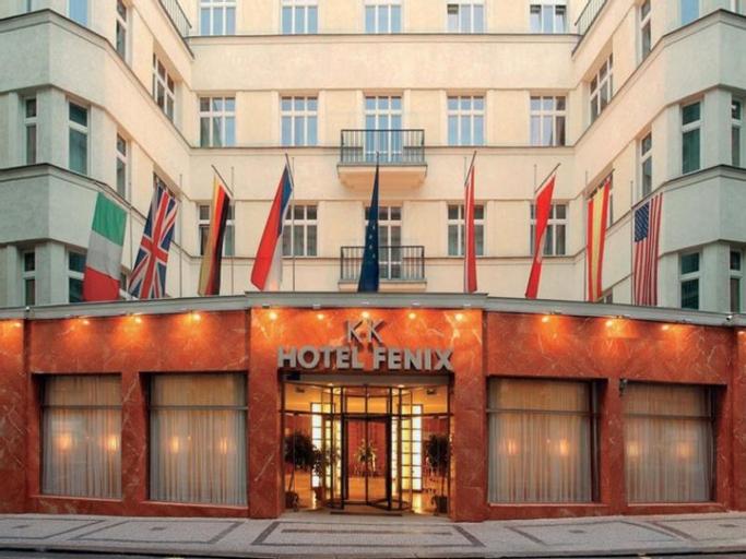 K+K Hotel Fenix, Praha 1