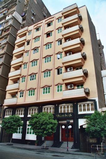 Happy City Hotel, 'Abdin