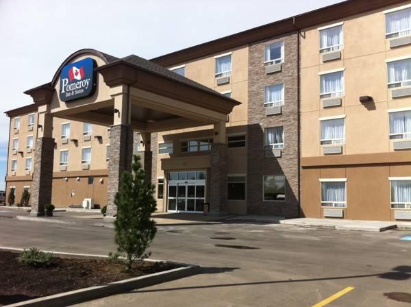 Pomeroy Inn & Suites Vegreville, Division No. 10