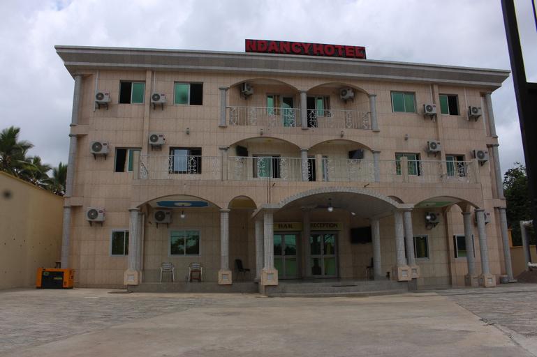 NDANCY HOTEL, Mvila