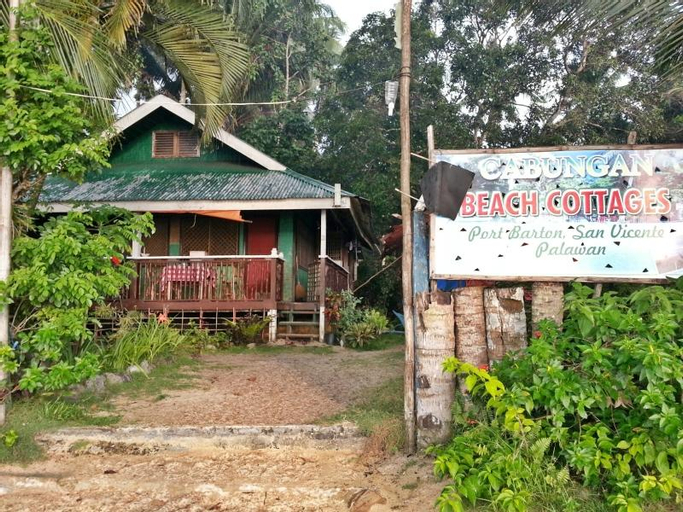 Cabungan Beach Cottage, San Vicente