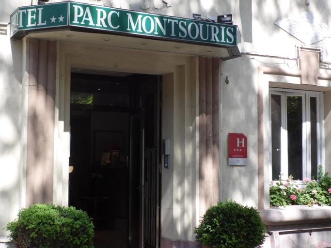 Hotel du Parc Montsouris, Paris