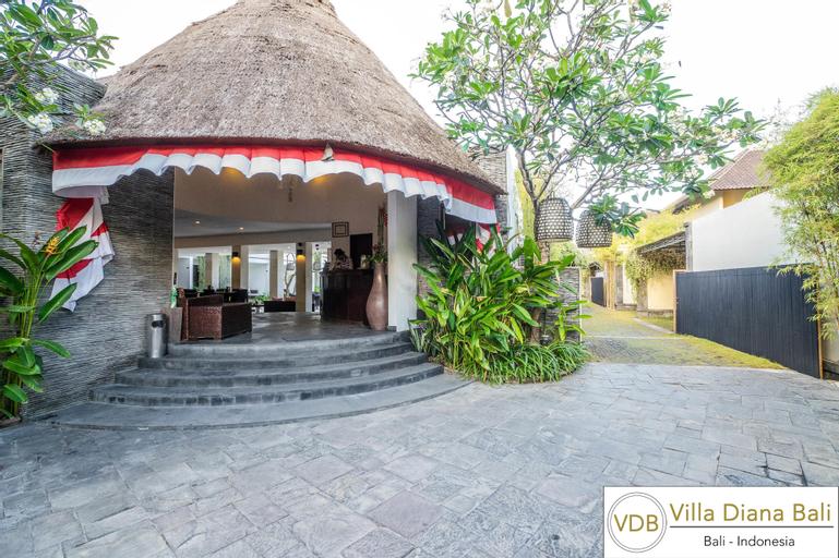 Villa Diana Bali, Badung