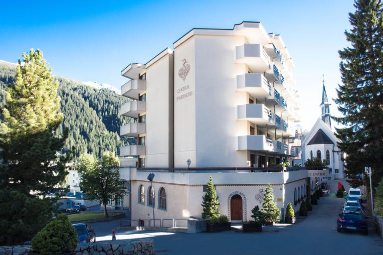 Central Swiss Quality Sporthotel, Prättigau/Davos