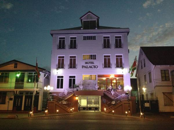 Hotel Palacio, Rainville