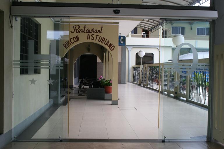 Hotel Olimpico en Quevedo, Quevedo