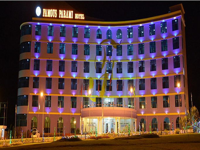 Famous Parami Hotel, Naypyitaw