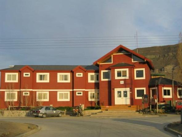 Hostel del Glaciar Pioneros, Lago Argentino