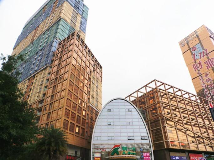 Huijia Apartment Shenzhen Window of the World, Shenzhen