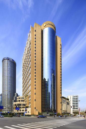 InterContinental Shanghai Pudong Hotel, Shanghai
