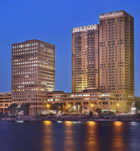 Hilton Cairo World Trade Center Residences, Zamalik