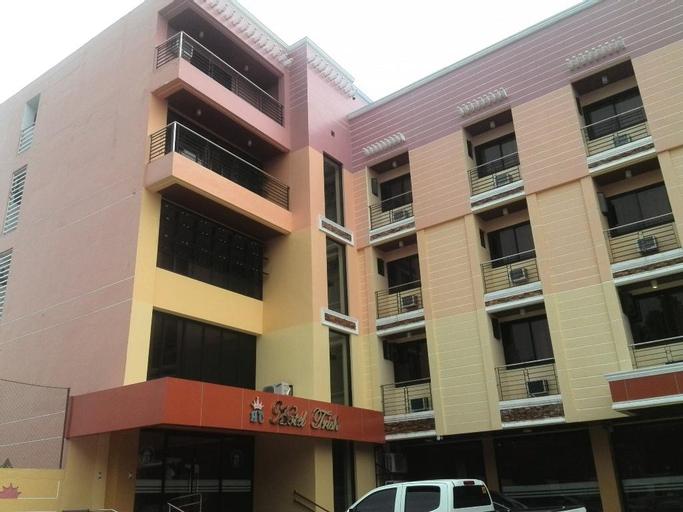 Hotel Trish, Mangaldan