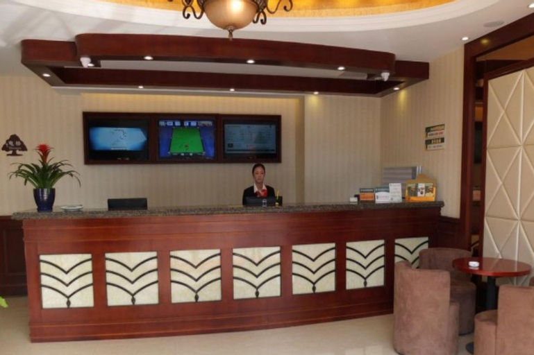 GreenTree Inn Jiangsu Wuxi Jiangyin North Huancheng Road Walking Street Express Hotel, Wuxi